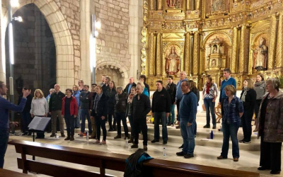Reading Phoenix Choir and the Tour of Spain